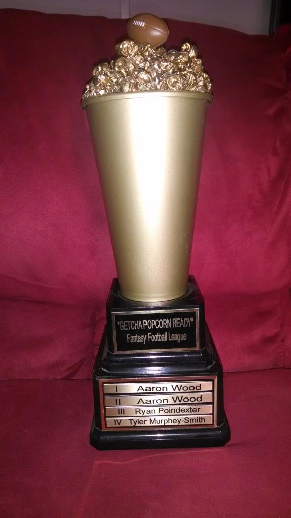 The Getcha Popcorn Ready Award