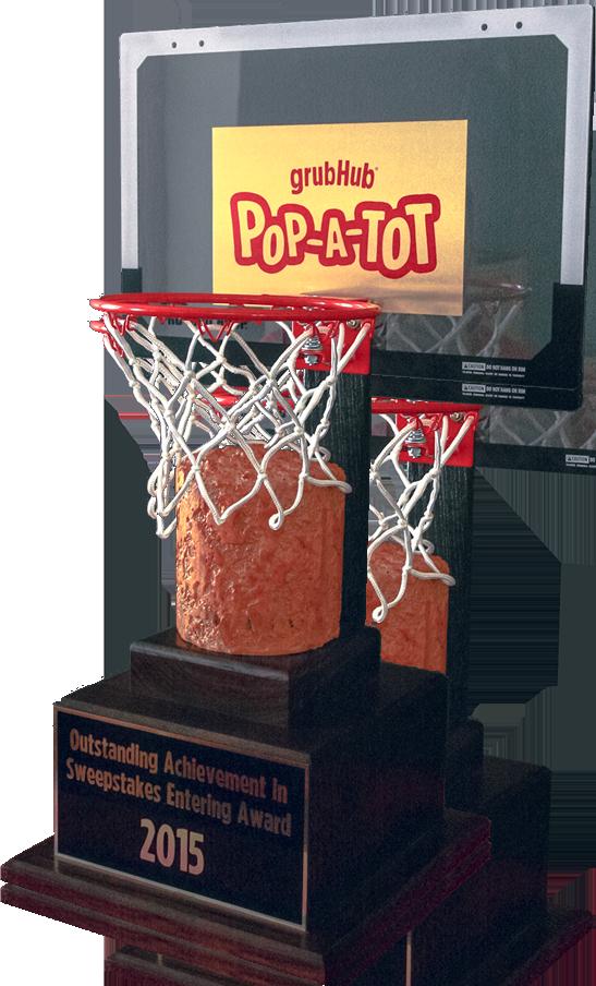 The Far Out GrubHub Pop-A-Tot Award